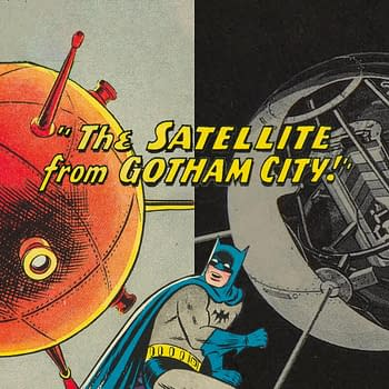 When Batman Took on a Rogue Vanguard 2 Satellite in 1959