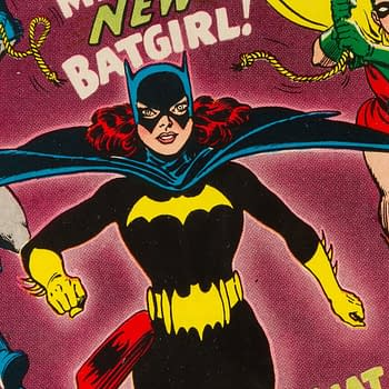 Batgirls First Appearance Zooms Past $100K at Auction