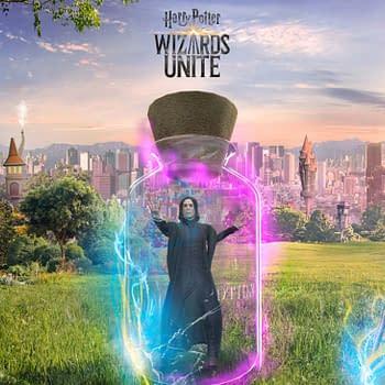 Harry Potter: Wizards Unite Celebrates Severus Snapes Birthday