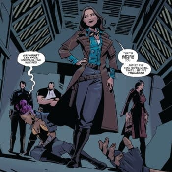 """Captain Kaylee And """"The Last Person Anyone Expected"""" in Firefly #25"""