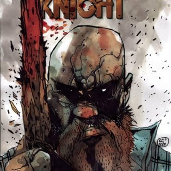 Freakshow Knight, Duplicant, Chess, Blowtorch in Second Sight April Solicits