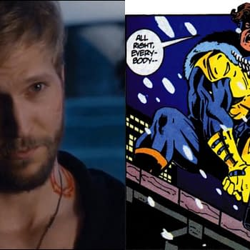 The Flash: Shadowhunters Star Jon Cor Joins Season 7 in Chilling Role