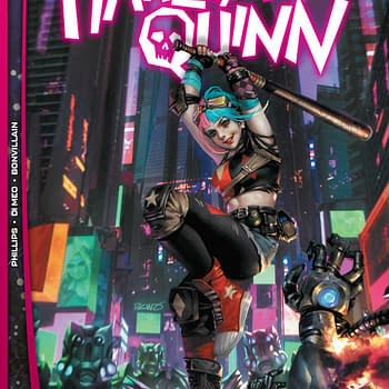 Future State: Harley Quinn #1 Review:  A Mean Spirited Good Time