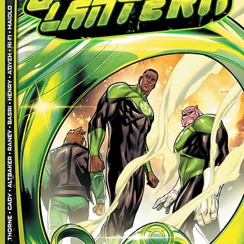 Future State: Green Lantern #1 Review: A Lot Of Story