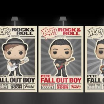 Funko Unveils New Rock & Roll Pops During FUN TV