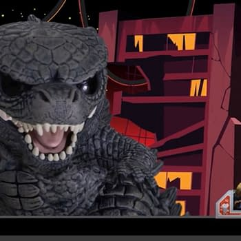 Godzilla Vs Kong Pop Vinyls Revealed By Funko During FUN TV