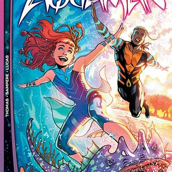 Future State #1: Aquaman Review: Dire Straits