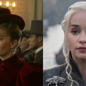 Carnival Row: Tamzin Merchant on Playing Daenerys in THAT GoT Pilot