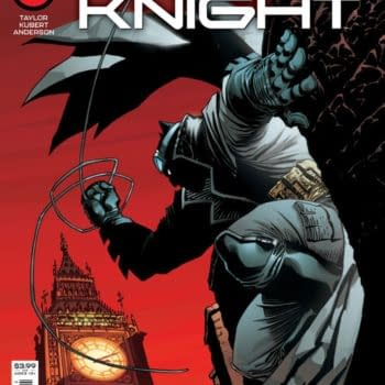 Batman: The Dark Knight #1 With Tom Taylor and Andy Kubert in April