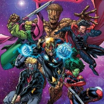 Marvel Gets a New Space Age With Al Ewing and Guardians Of The Galaxy