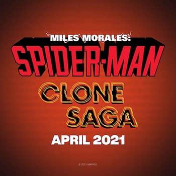 Marvel Comics Reveals Miles Morales: Spider-Man Clone Saga Tomorrow