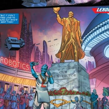 Lex Luthor's Guide To Being A Colonial Dictator