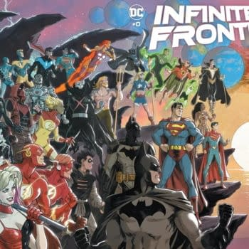 First DC Infinite Frontier #0 Preview