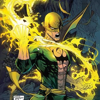Iron Fist: Heart Of The Dragon #1 Review: Does A Lot Of Things Right