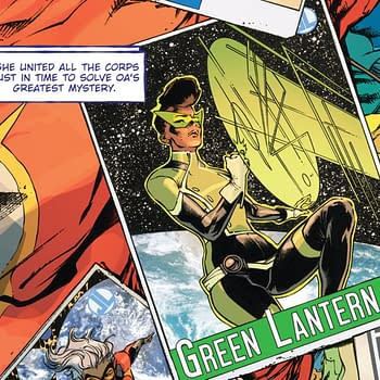 Green Lanterns Lose Their Rings &#8211 For Decades &#8211 In DC Future State