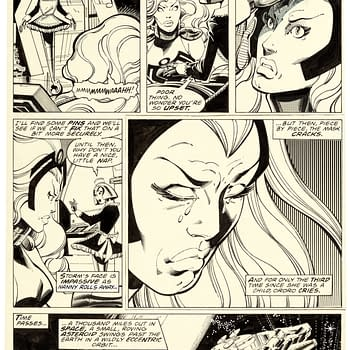 Original X-Men Pages From John Byrne &#8211 And Jim Lee &#8211 At Auction
