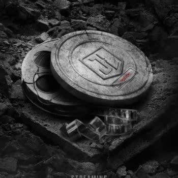 Zack Snyder's Justice League Poster. Credit: HBO Max/Warner Bros.