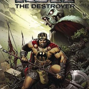 Marvel Omnibuses &#8211 Kull The Destroyer &#038 Aliens: Original Years Vol 2