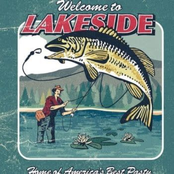 American Gods Season 3 is sharing a guide to Lakeside. (Image: STARZ)