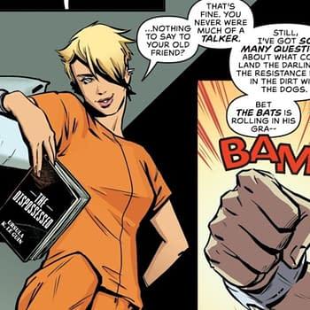 Spoiler Spoilers &#8211 Stephanie Brown Traitor in The Next Batman #2