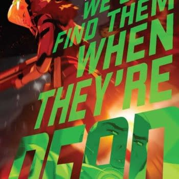 We Only Find Them When They're Dead #5 Review: Satisfying