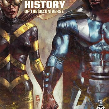 The Other History Of The DC Universe #2 Review: They Were Children