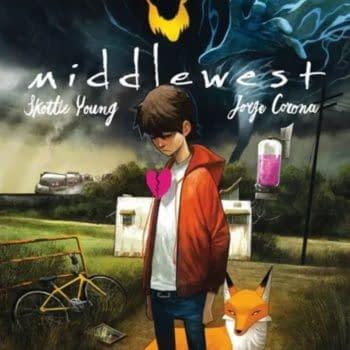 Middlewest and Dragman Win Big Angouleme Comics Prizes