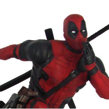 Deadpool Gets New Walmart Exclusive Diamond Select Statue