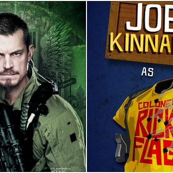 Joel Kinnaman Says The Suicide Squad Really Isnt a Sequel &#038 Ayer Cut