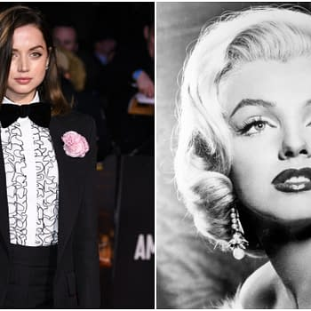 Blonde: Ana de Armas on Difficulty of Capturing Marilyn Monroes Voice