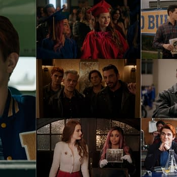 Riverdale Season 5 Time-Jumps Its Previews with Graduation Look
