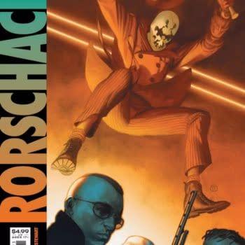 Dr Manhattan Returns To DC Comics In Rorschach #7