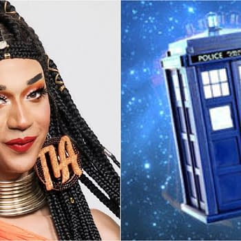 Doctor Who: Drag Race UK Star Tia Kofi Up for Being the Next Doctor