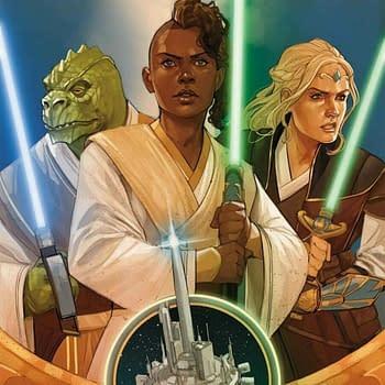 100K Marvels Star Wars: The High Republic #1 Has 200K Orders