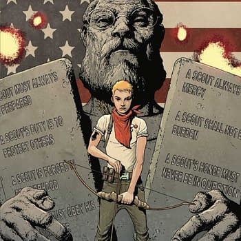 Scouts Honor #1 Review: The Power (And Danger) Of Myth