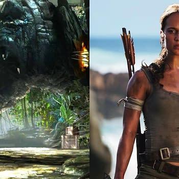 Tomb Raider Skull Island: Netflix Announces New Anime Series