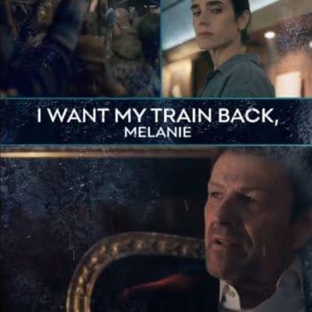 Snowpiercer Season 2 offers more Mr. Wilford backstory. (Image: TNT screencap)