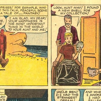 Aunt May Uncle Ben and the Prototypical Story of Strange Tales #97