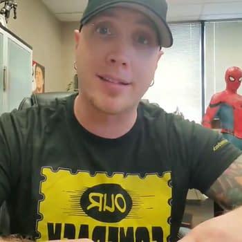 Josh Geppi Made CCO Of Geppi Family Enterprises/Diamond Comics