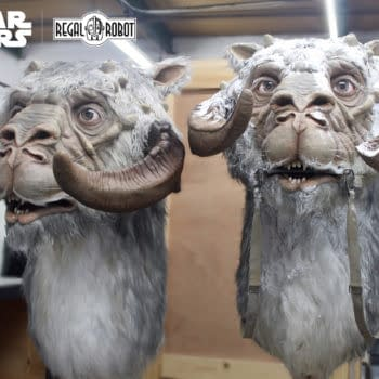 Star Wars Tauntaun Comes To Life With New Regal Robot Collectible