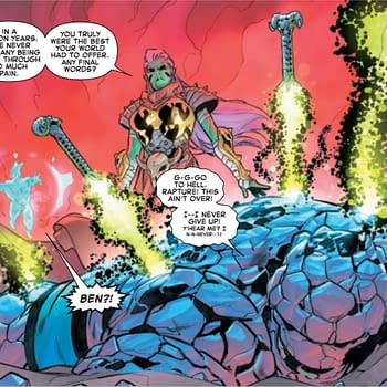 Will Ben Grimm Kill Reed Richards Fantastic Four #28 Spoilers