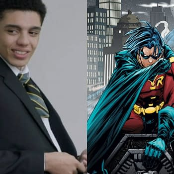 Titans Season 3: Jay Lycurgo Cast as Tim Drake in HBO Max Series