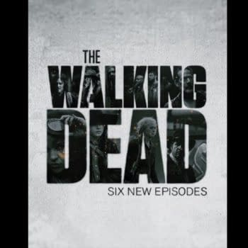 The Walking Dead released a new teaser for its return. (Image: AMC Networks)