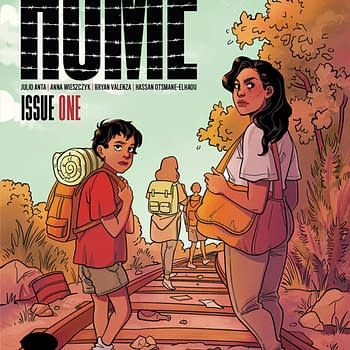 Home: Immigration, Border Patrol and Superpowers from New Image Comics