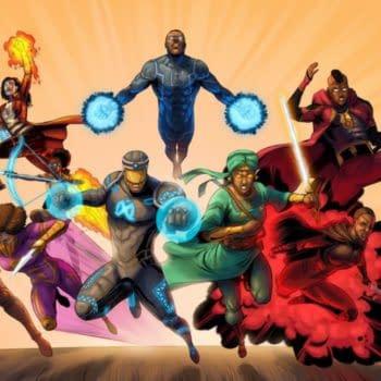 Dark Horse To Publish YouNeek Line of Superhero Graphic Novels