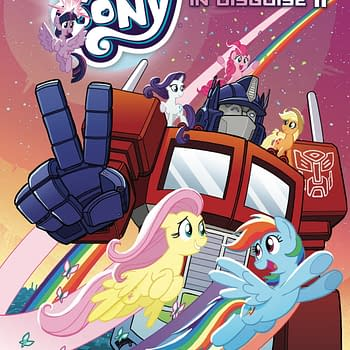 My Little Pony/Transformers Crossover Gets A Sequel From IDW