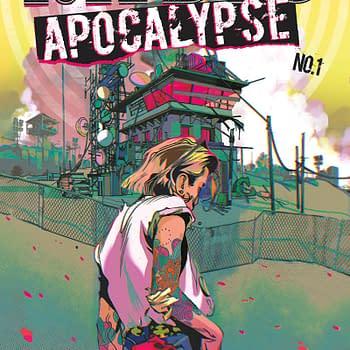 Radio Apocalypse New Ram V Anand RK Aditya Nidikar Comic From Vault
