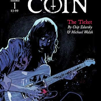 The Silver Coin: Image Previews New Horror Anthology