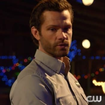 Walker released a new teaser. (Image: The CW screencap)
