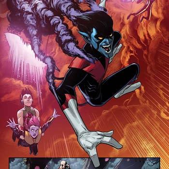Si Spurrier and Bob Quinn Launch Nightcrawler Comic Way Of X